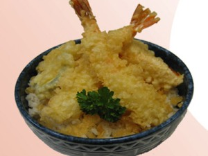 Japan Australia: Easy to Cook Japanese Recipe Ten-don (Tempura on Rice)